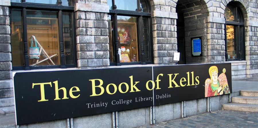 Trinity College Library Book of Kells Book of Kells Trinity