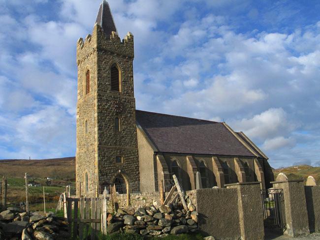Saints And Stones Glencolmcille